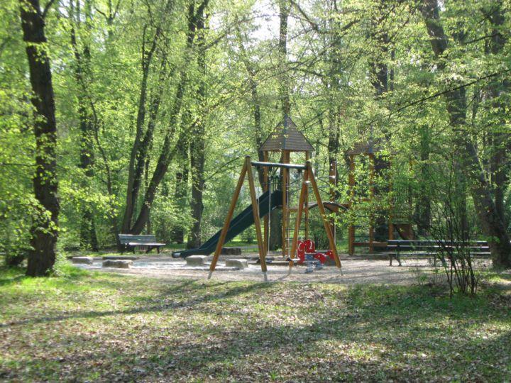 Dörnbergpark Regensburg