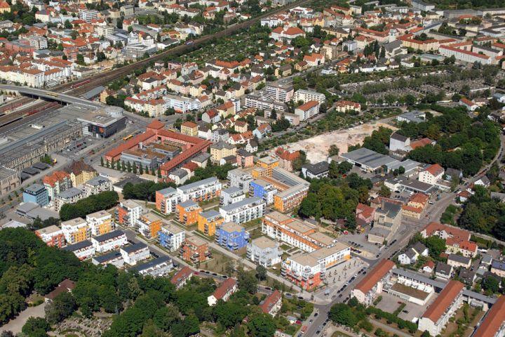stadt regensburg stadtplanungsamt planung stadtbezirke nord s d west ost verbindliche. Black Bedroom Furniture Sets. Home Design Ideas