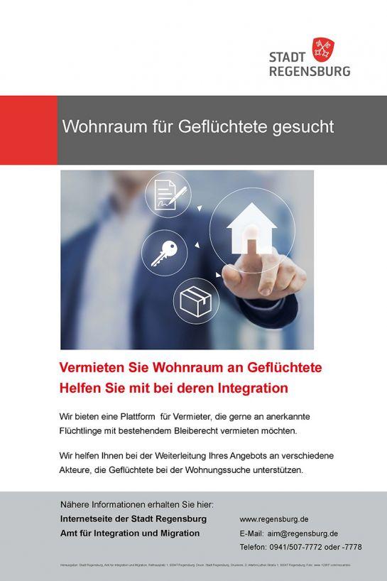 Stadt Regensburg Direktorium 1 Amt Für Integration Und Migration