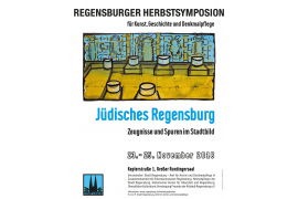 Herbstsymposion 2018 - Plakat