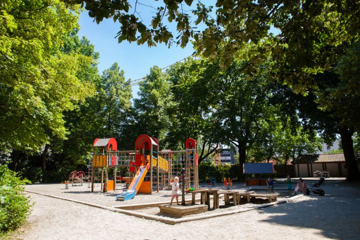 Regensburg Spielplatz