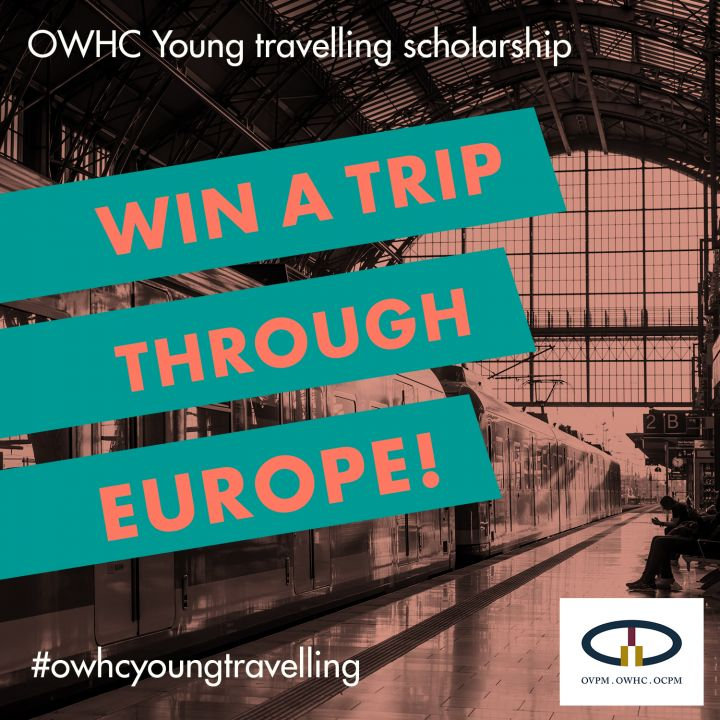 OWHC Young travelling Scholarship 2018