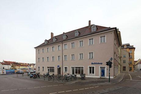 Regensburg Donaumarkt