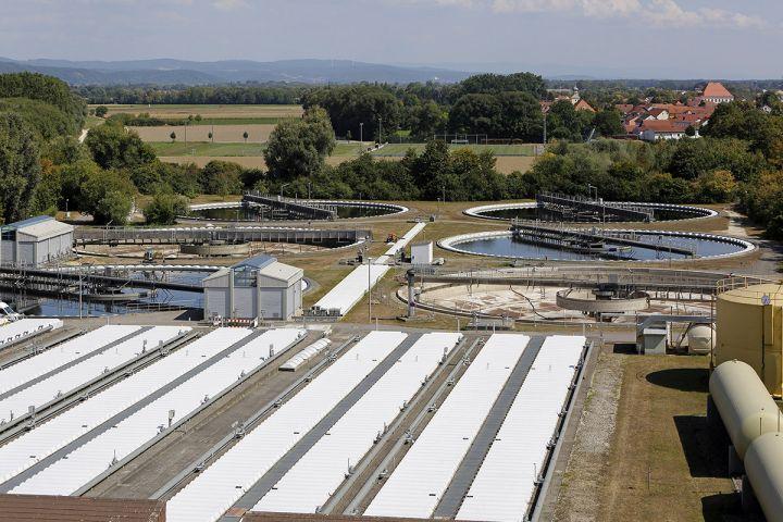Klärwerk Regensburg