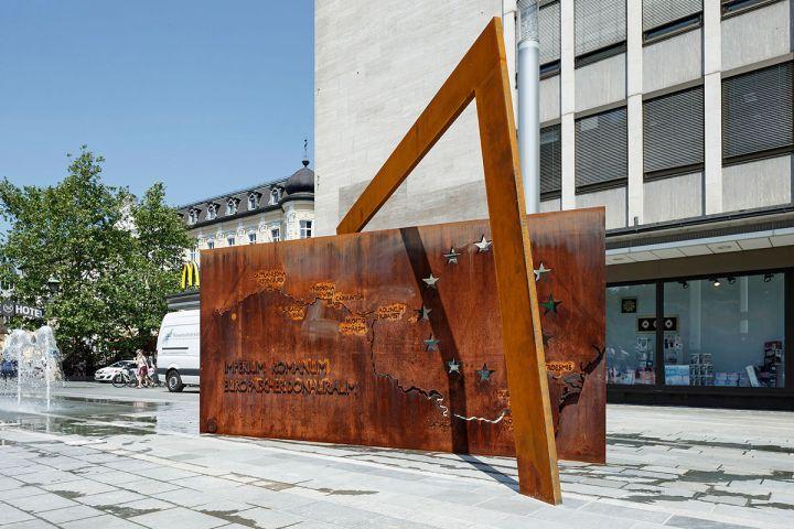 Tiefbauamt - Römerrastplatz