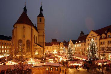 Regensburger Christkindlmarkt