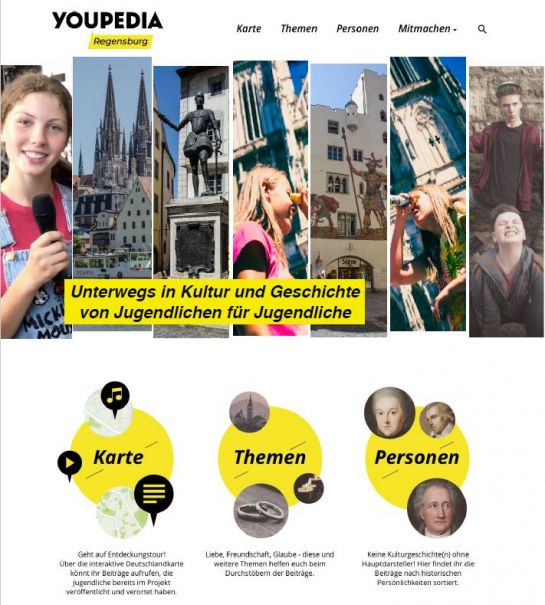 Stadt Regensburg Current Schoolprojects Youpedia