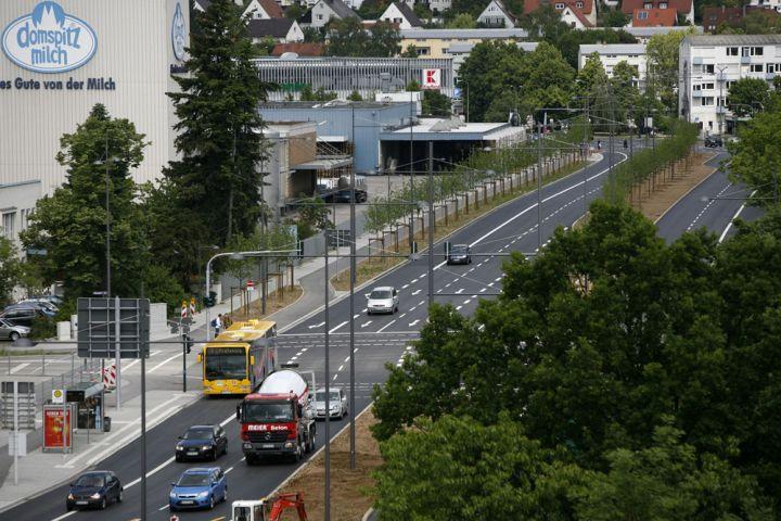 Isarstraße Regensburg