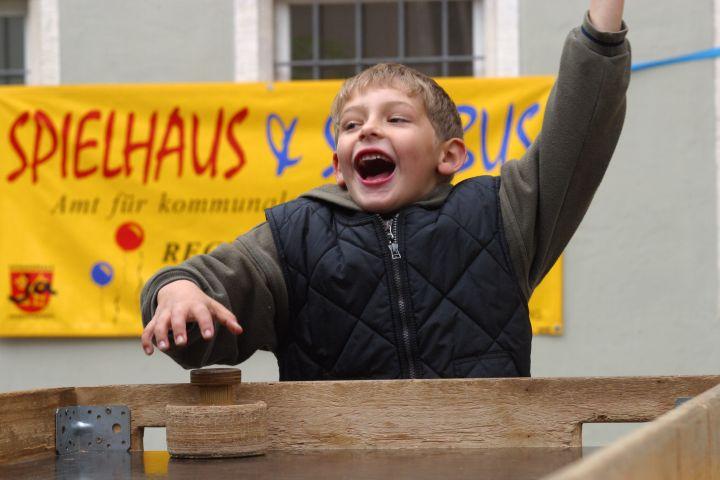 Spielbus Regensburg
