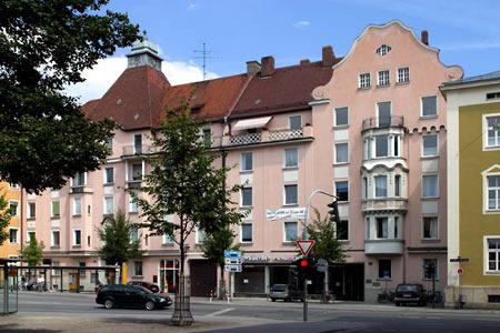 Dr Martin Luther Straße 3 Regensburg